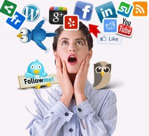 imagem sobre estratégia de mídia social
