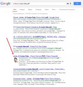 como funciona o google autoria