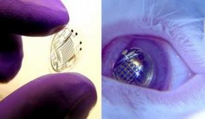nanotecnologia em lentes de contato