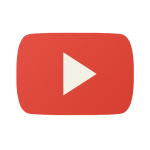 Icone Play do Youtube